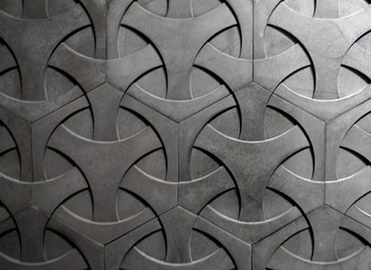 ogassian 1 Modern decorative concrete tiles by Daniel Ogassian