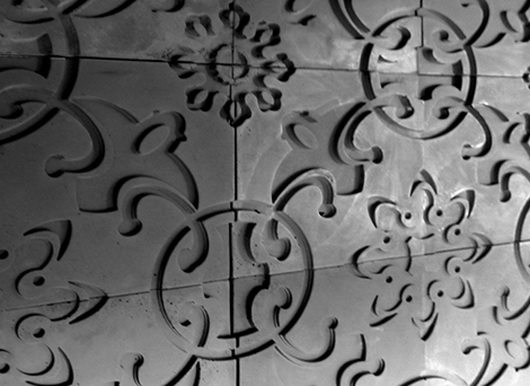 ogassian 2 Modern decorative concrete tiles by Daniel Ogassian