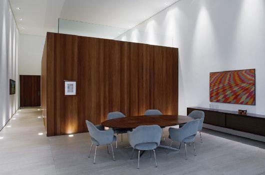 Corten House - Marcio Kogan 15