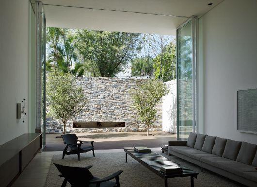 Corten House – Marcio Kogan 16