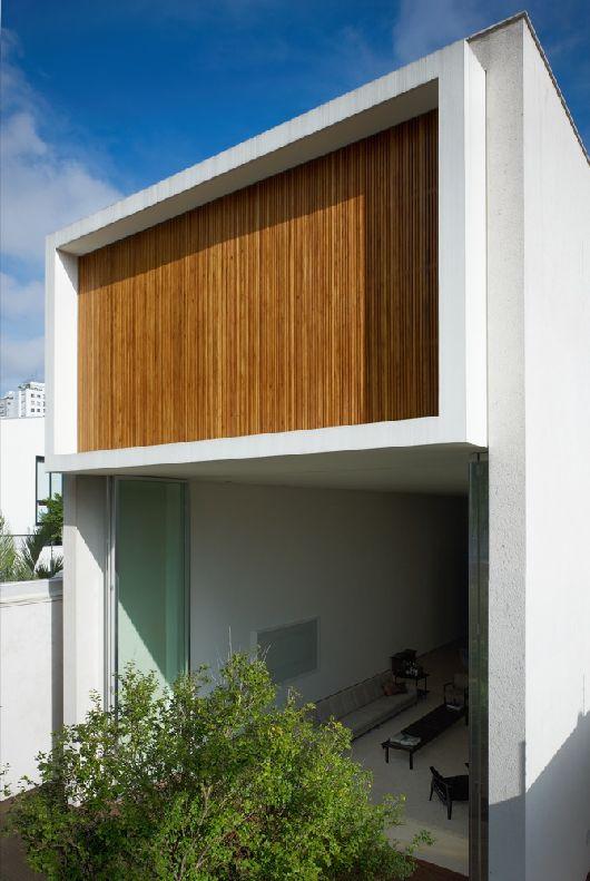 Corten House – Marcio Kogan 3