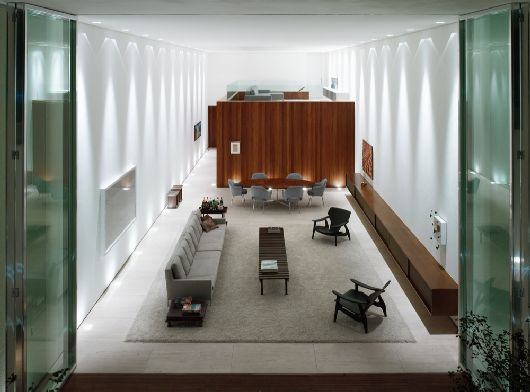Corten House - Marcio Kogan 7