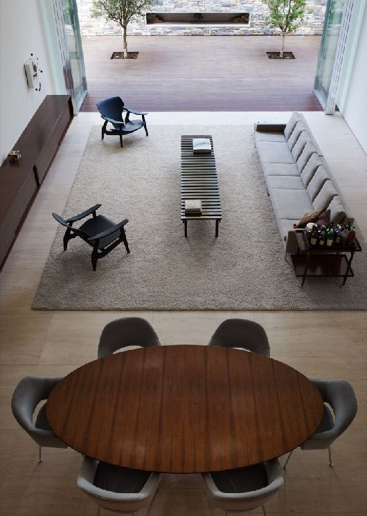 Corten House – Marcio Kogan 8