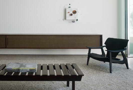 Corten House – Marcio Kogan 9