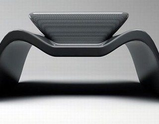 An energetic concept for a chair: the Lullaby chair