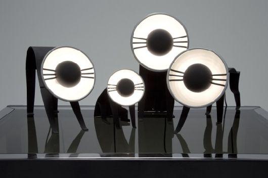 MiCha Cat Lamps