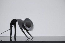 New concept of petlamps – MiCha Cat Lamps
