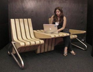 Coffee Bench beyond furniture