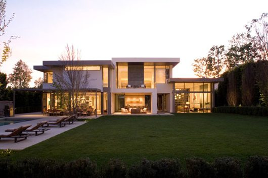 brentwood 1 Fabulous Brentwood Residence in Santa Monica