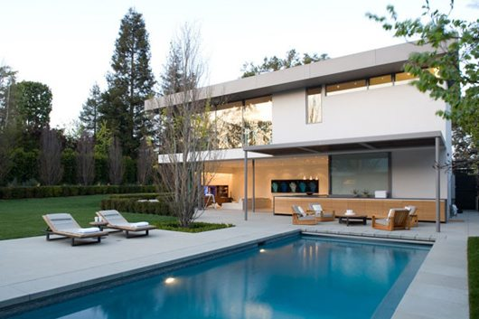 brentwood 5 Fabulous Brentwood Residence in Santa Monica