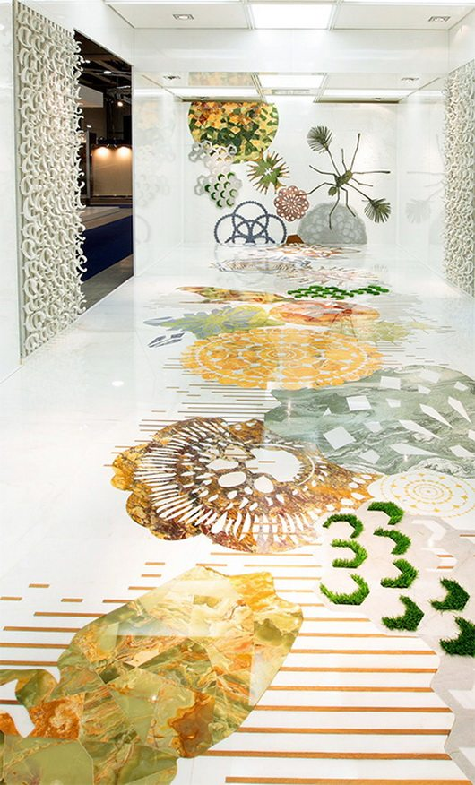 budri 1 Budri marble inlays for inovative interior decorations