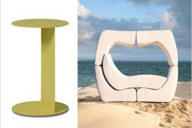 Outdoor Furniture Puzzle from Ego Paris