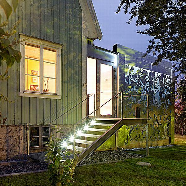 Aluminum House by UNIT arkitektur ab 2