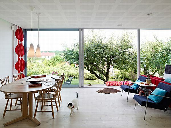 Aluminum House by UNIT arkitektur ab 5
