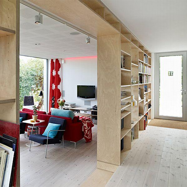 Aluminum House by UNIT arkitektur ab 6