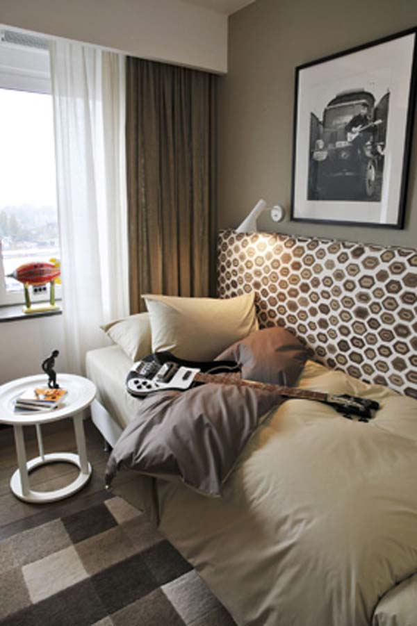 Amsterdam penthouse kate hume decoist 11 Astounding penthouse apartment overlooking the city of Amsterdam