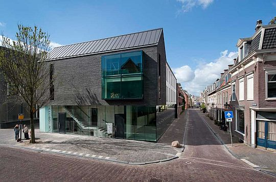 Black House by Bakers Architecten 2 Modern extravagance: The Black House by Bakers Architecten