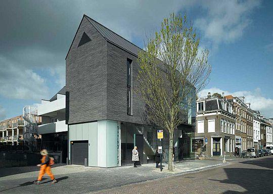 Black House by Bakers Architecten 4
