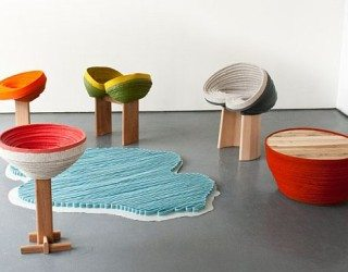 Cool Coiling Collection from Raw Edges