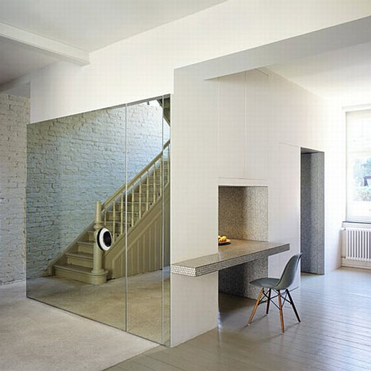 House by BeL Associates 1 An old railway house transformed into a modern residence