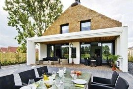 House in the Netherlands: Modern with a Hint of Traditional
