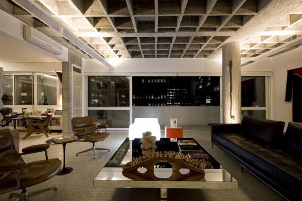 Luxury-Apartment-in-São-Paulo-by-Piratininga-Arquitetos-Associados-7