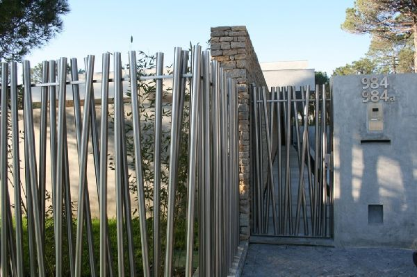 Fence Stones And Google On Pinterest