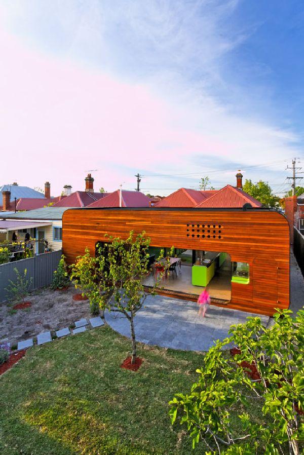Mash House by Andrew Maynard Architects