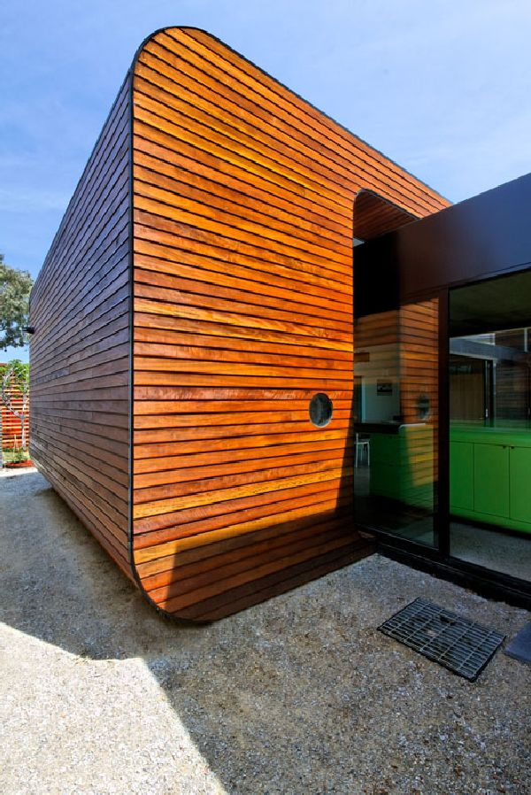 Mash House by Andrew Maynard Architects 2 Re imagined Victorian House with Bright and Modern Features
