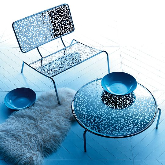 Pierced and Upholstered furniture 1
