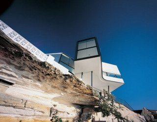 Spectacular House Holman by Durbach Block