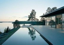 James Bond's House: Stunning Swedish Villa With Lake Views