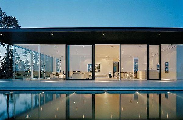 Stunning Swedish House With Lake Views 5