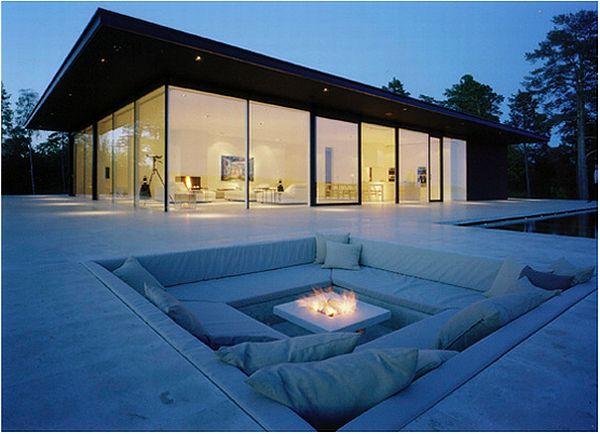 Stunning Swedish House With Lake Views 9