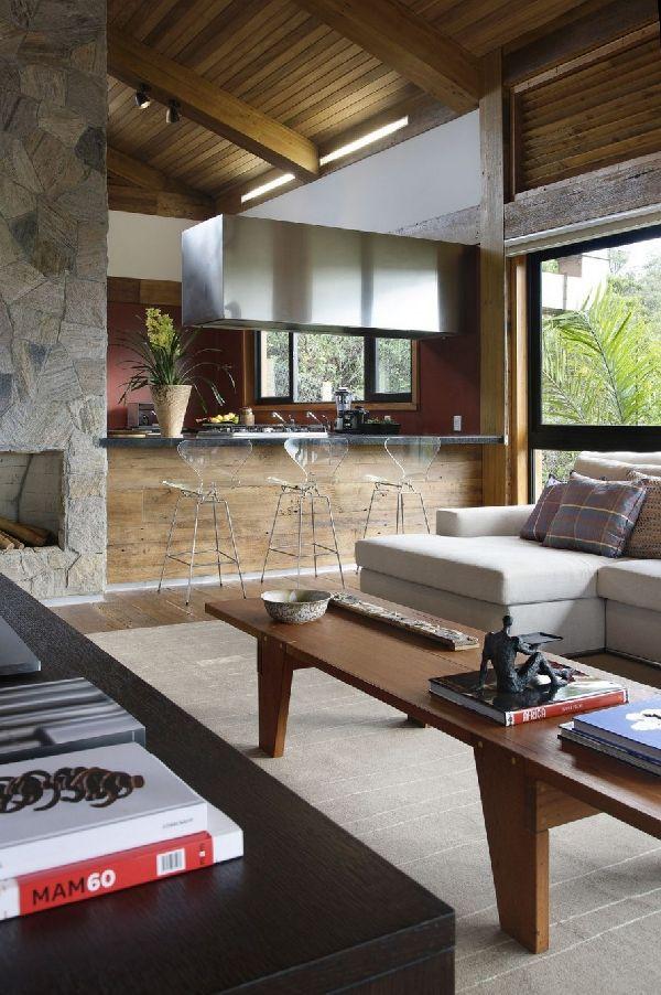 Weekend Getaway Mountain House in Brazil 13