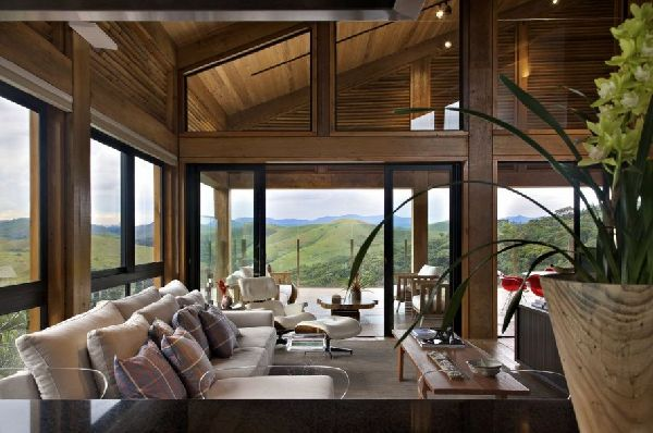 Weekend Getaway Mountain House in Brazil 15