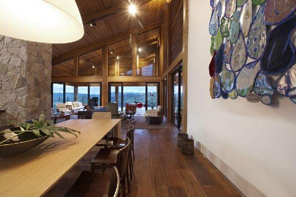 Weekend Getaway Mountain House in Brazil 16