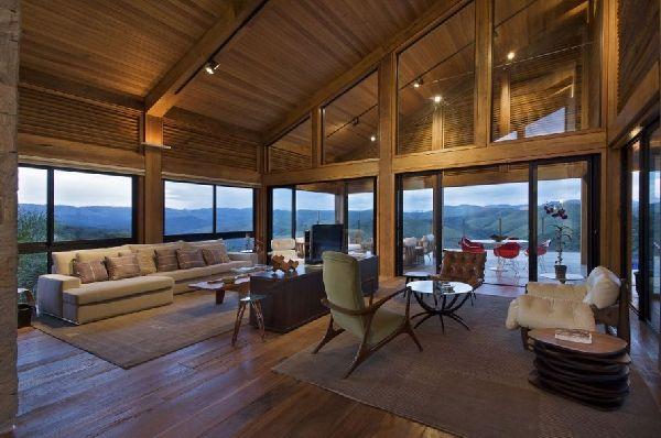 Weekend Getaway Mountain House in Brazil 18