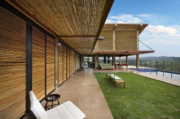 Weekend Getaway Mountain House in Brazil 3
