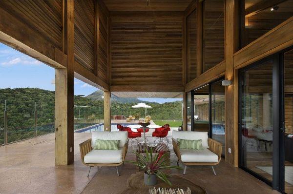 Weekend Getaway Mountain House in Brazil 4