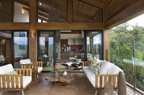 Weekend Getaway Mountain House in Brazil 9