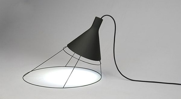 Zero G Light Lamp 1 Korean Designed Lamp that Incarcerates Light