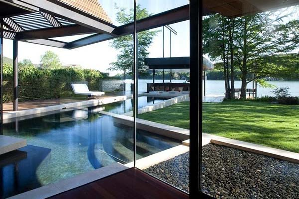 lake austin home