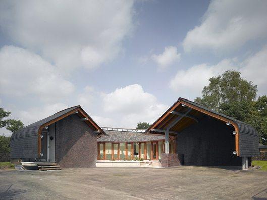 meindersma 16 Ethereal Villa Meindersma by Cie Architecture