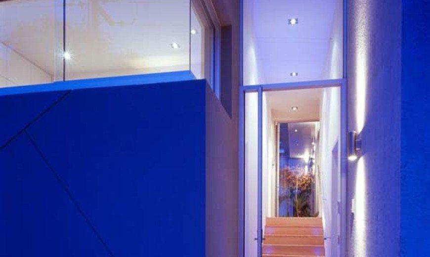 Excellent symmetric home in Melbourne, Australia