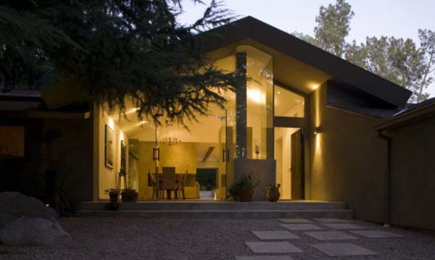 renovation house california