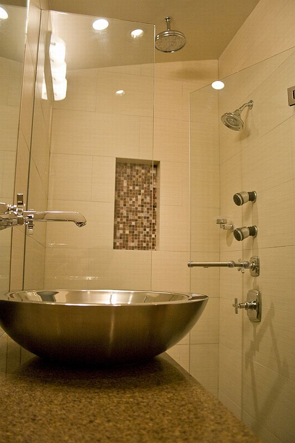 modern bathroom decoration