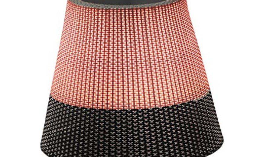 Delightful outdoor wicker lamps from Philippe Stark
