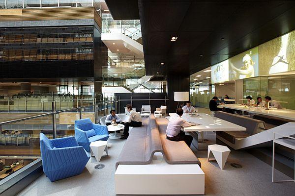 ANZ Centre in Melbourne 3