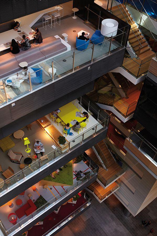 ANZ Centre in Melbourne 4